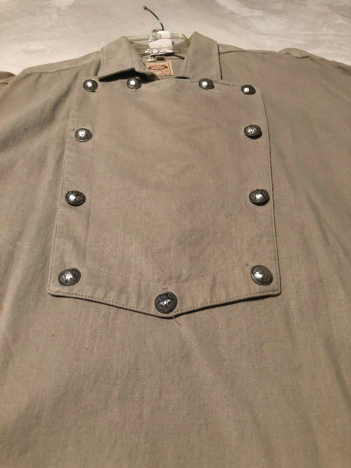 NWT Frontier Clothing Shirt Large Authentic