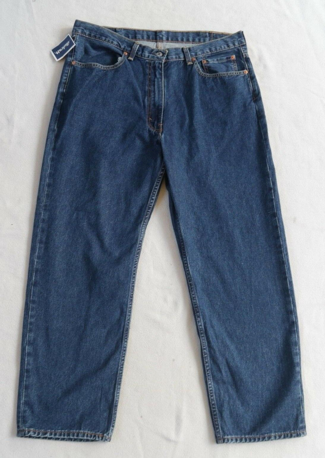 514 Straight Jeans - 38x29