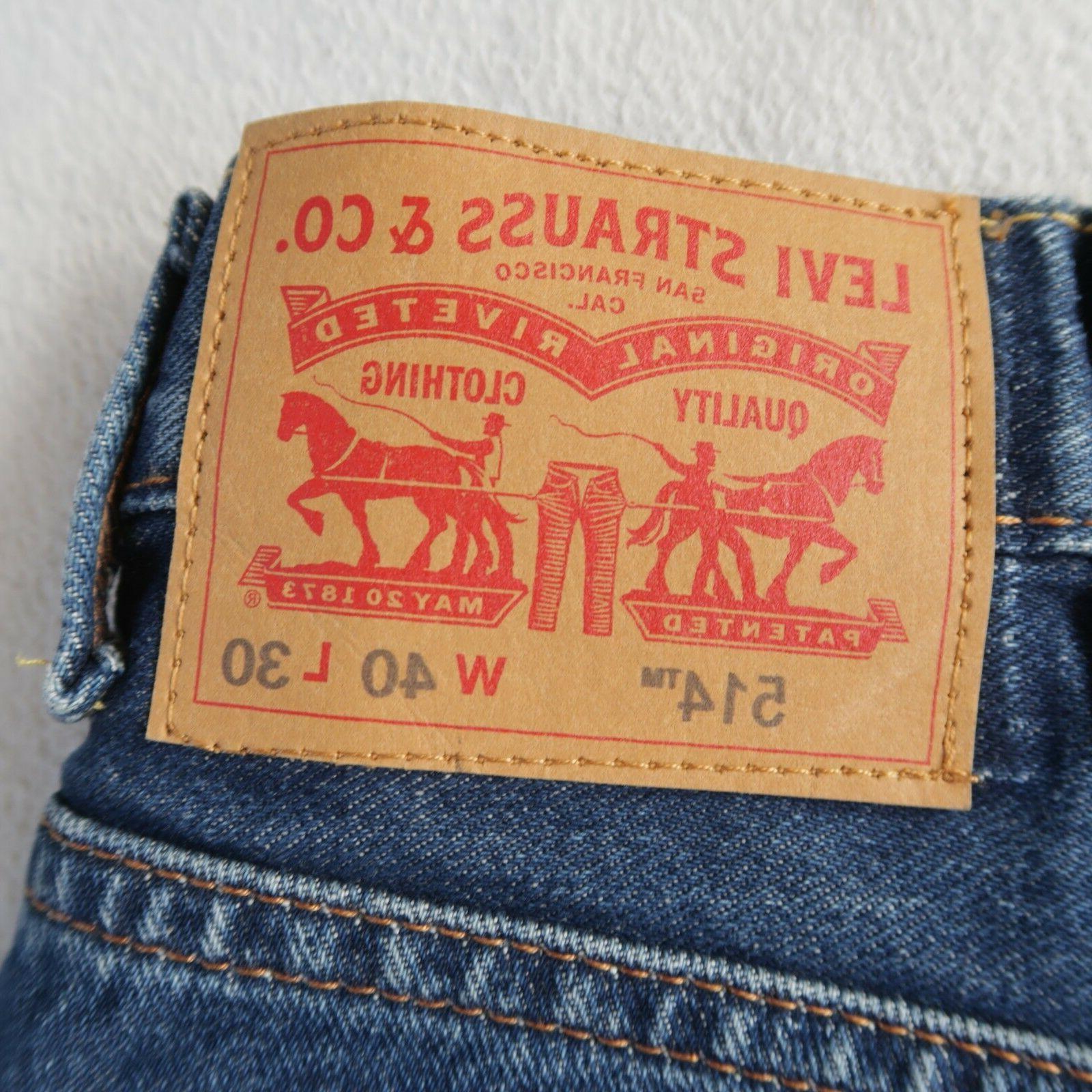 NWT 514 Slim Jeans - Tag 38x29