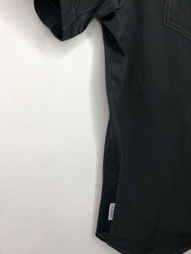 NWT X-Large Go Button Black XL