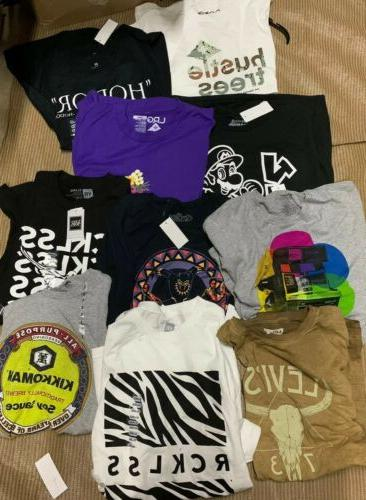 NWT Lot Graphic Lot $100