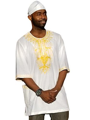 Off-White African with