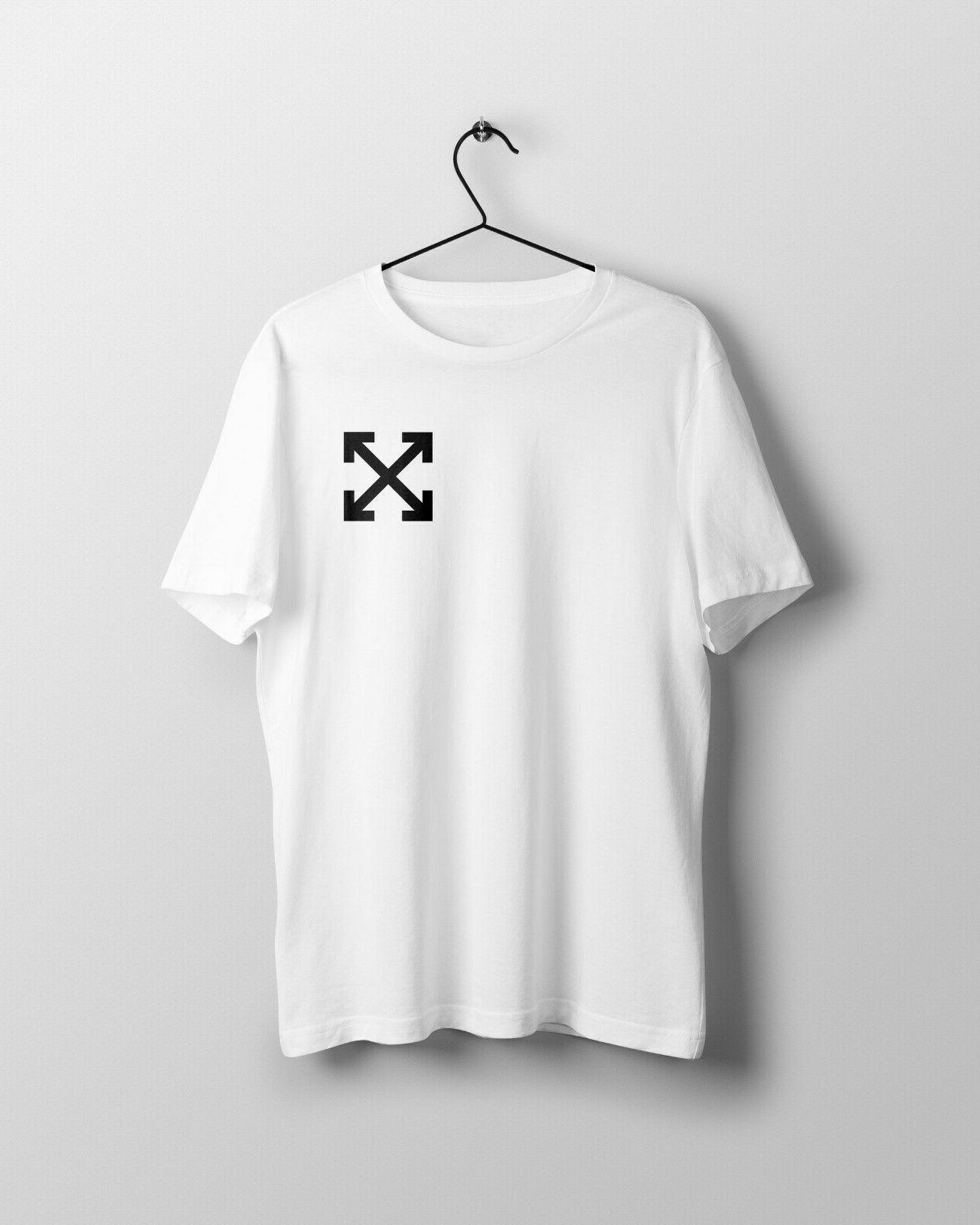 off white tshirt for men and women