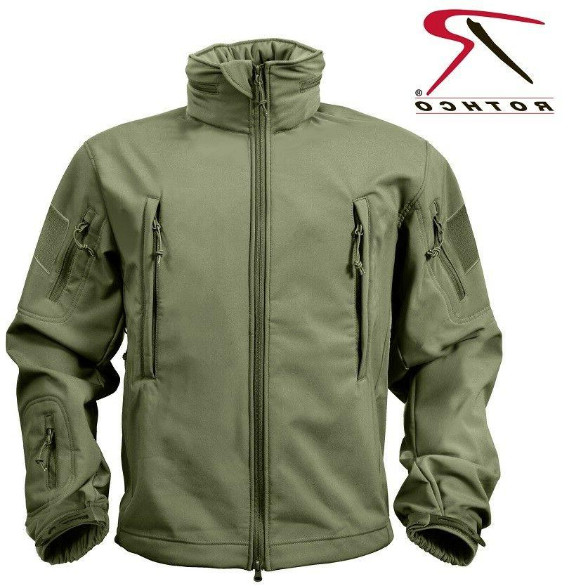 Olive Tactical Water Proof