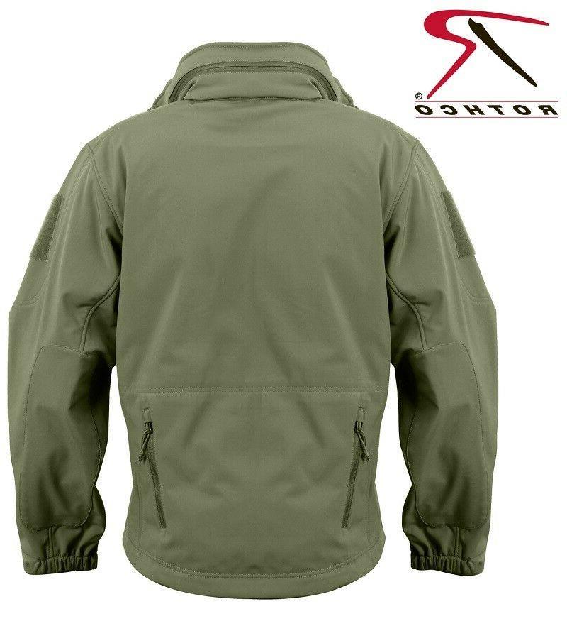 Tactical Water Shell Jacket Rothco