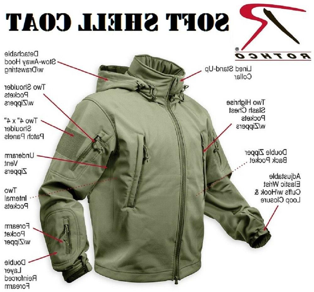 olive drab green special ops tactical water
