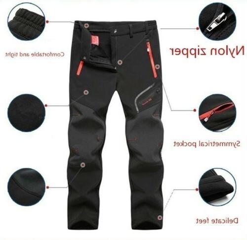 Men's Camping Trousers