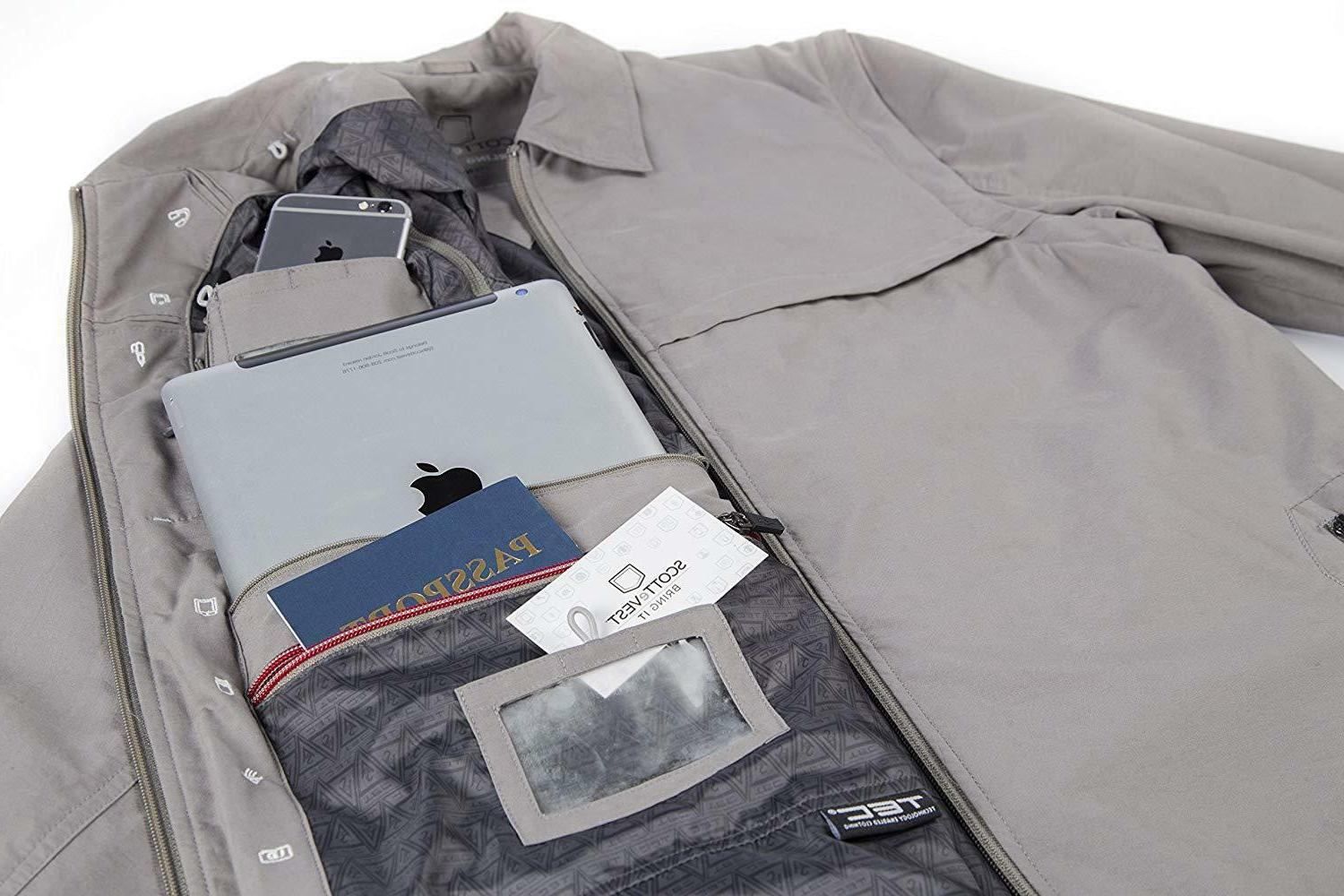 outerwear SCOTTeVEST Jacket - Pockets