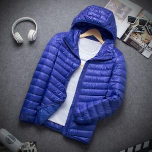 Packable Duck Coat Jacket Outerwear
