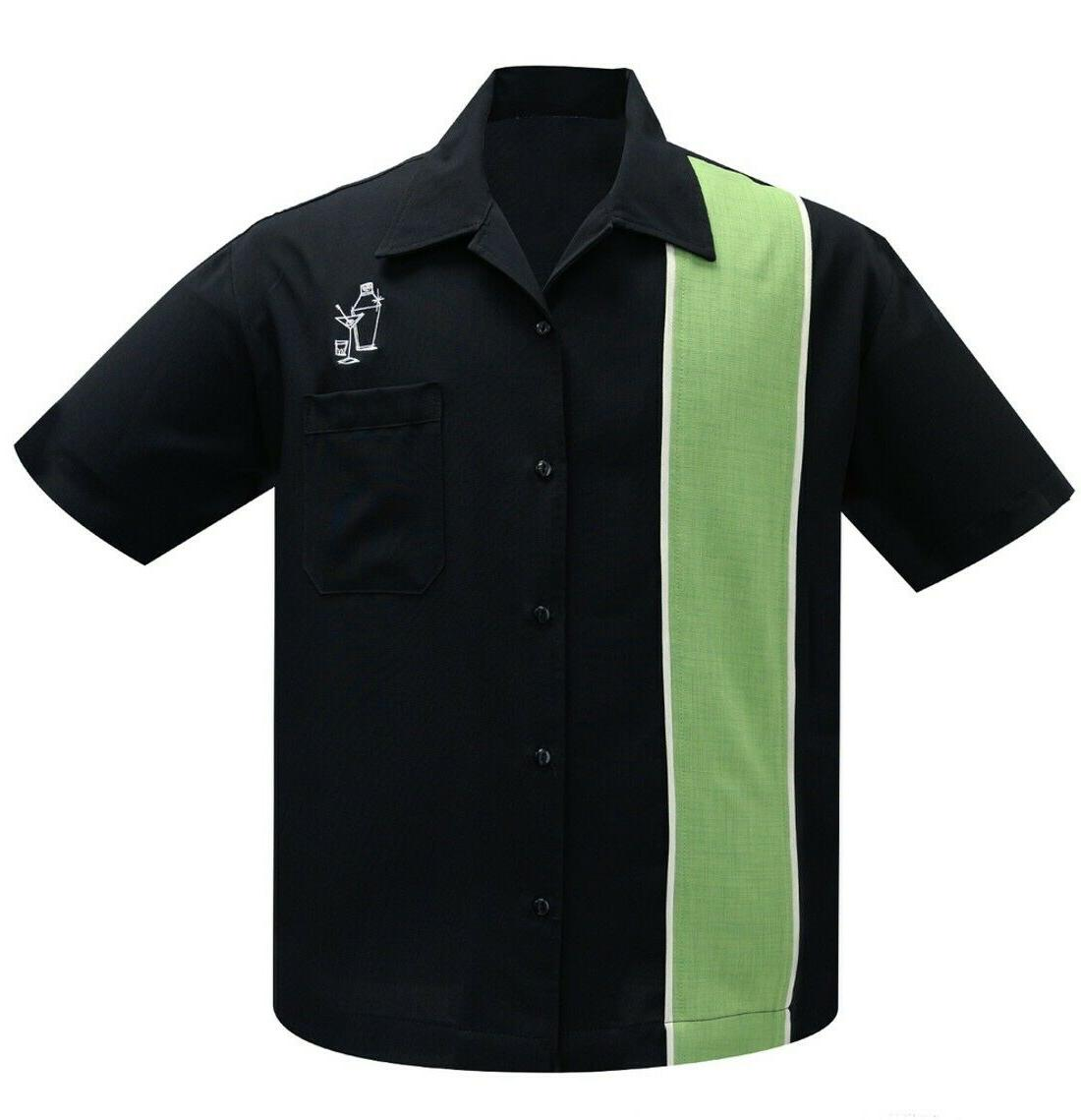 Steady Clothing Palm Springs Apple Green Stone Race Embroide