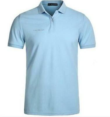 Pioneer Camp Clothing Men Business Solid Polo S