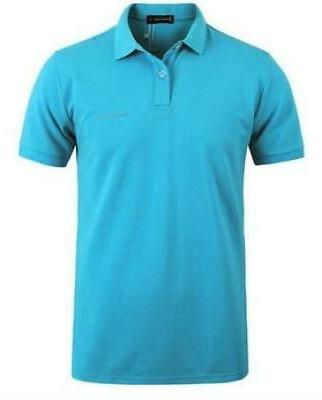 Pioneer Camp Men Polo Shirt Business Solid Male Polo