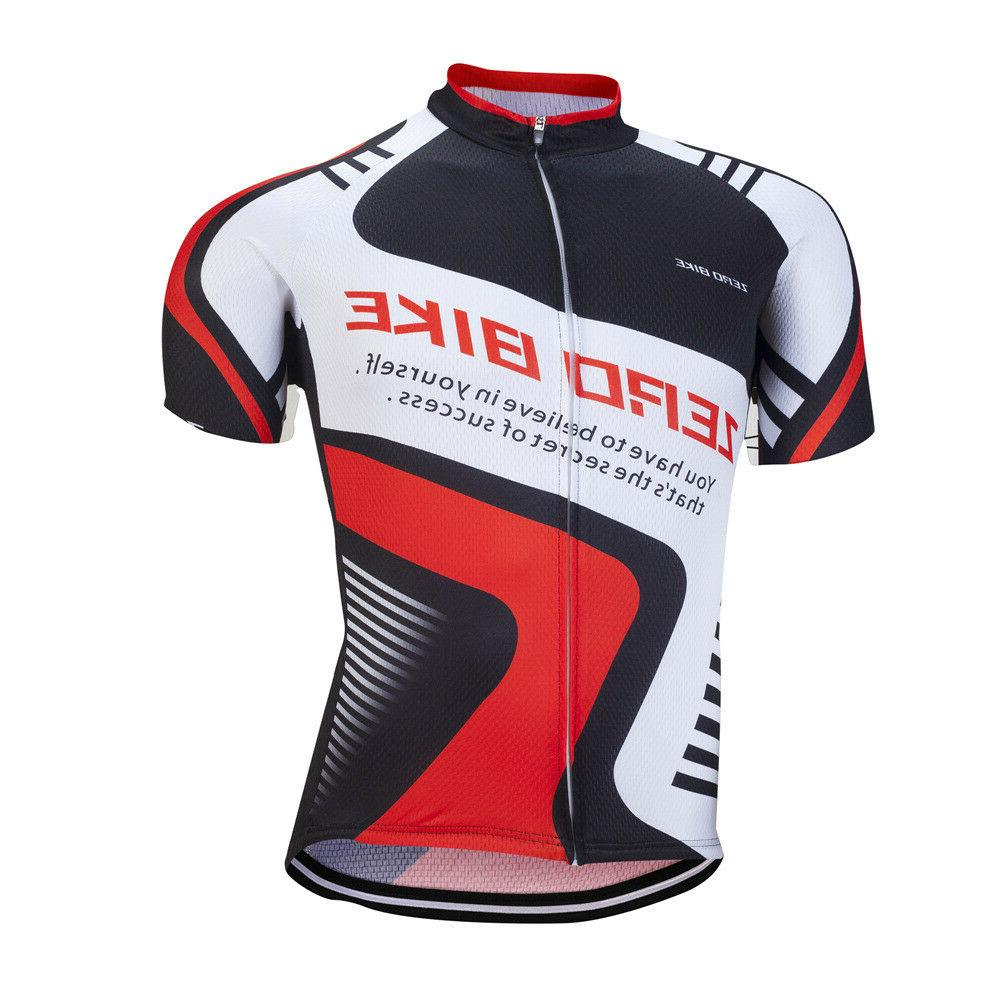 Pro Mens Sports Cycling Jersey Shorts Suits Gear Set