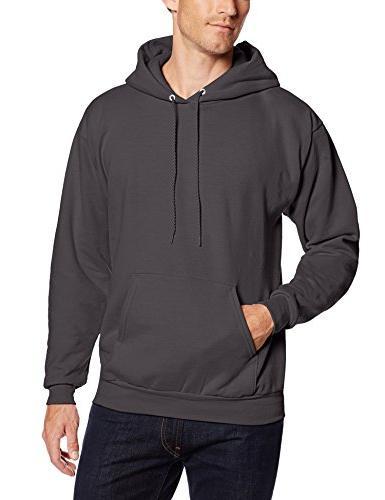 Hanes Men`s ComfortBlend® EcoSmart® Pullover Hoodie Sw