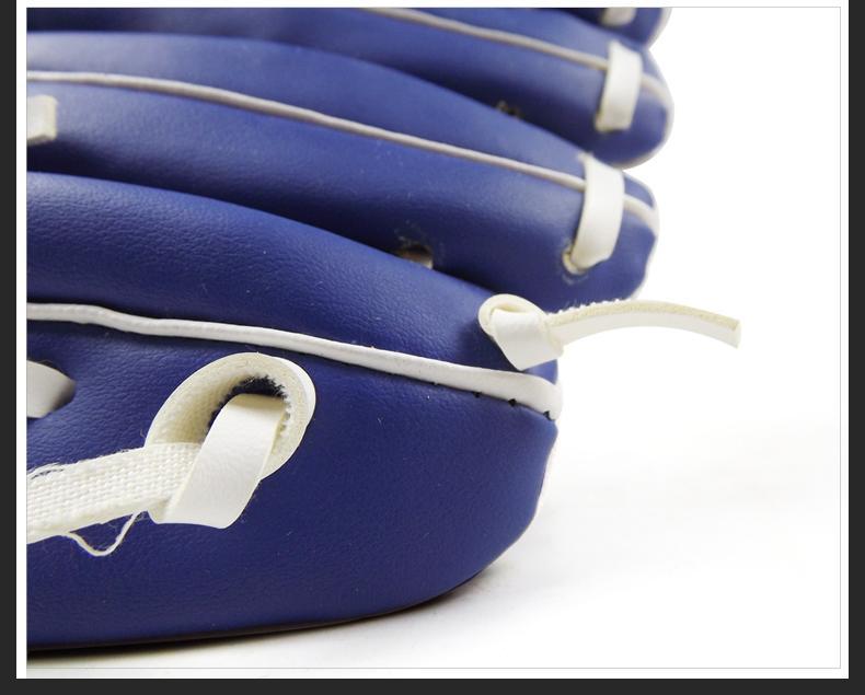 "PVC leather 10.5""/11.5""/12.5"" <font><b>Softballs</b></font> <font><b>baseball</b></font> women kids Practice"