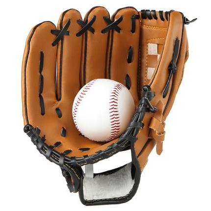 "PVC bluebrownblack 10.5""/11.5""/12.5"" <font><b>Softballs</b></font> Sports <font><b>baseball</b></font> gloves for women kids Practice"