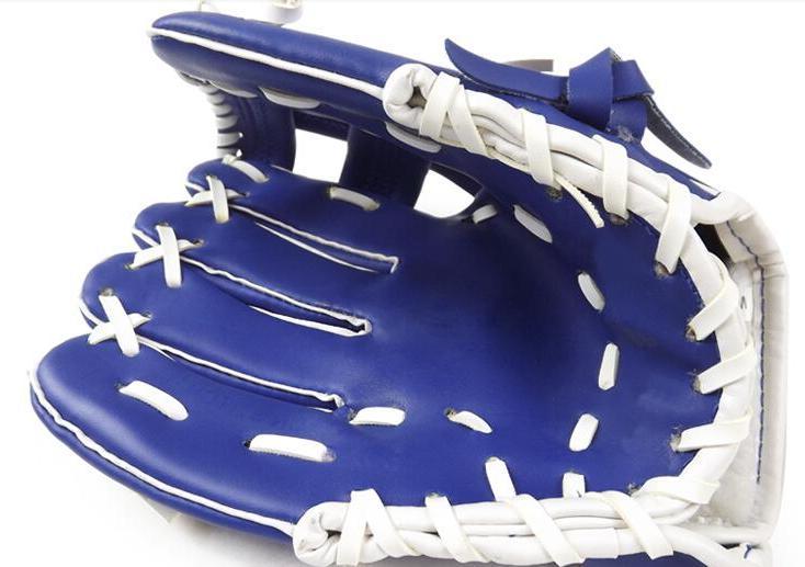 "PVC leather 10.5""/11.5""/12.5"" <font><b>Softballs</b></font> Outdoor <font><b>baseball</b></font> gloves for women kids"