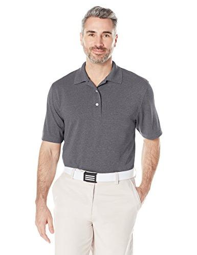 Amazon Essentials Regular-Fit Quick-Dry Golf Medium Heather