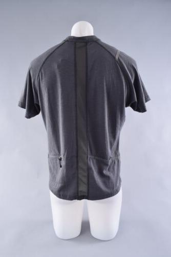 Club Bike Jersey Men's Medium Dark Shadow Shirt MTB