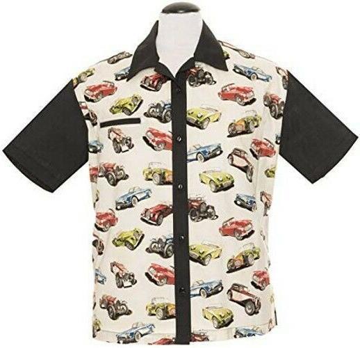 Steady Clothing Roadster Corvet Jaguar Chrysler porsche men'