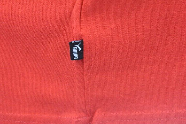 PUMA T-SHIRT HIGH RED/MULTICOLOR 581910-11