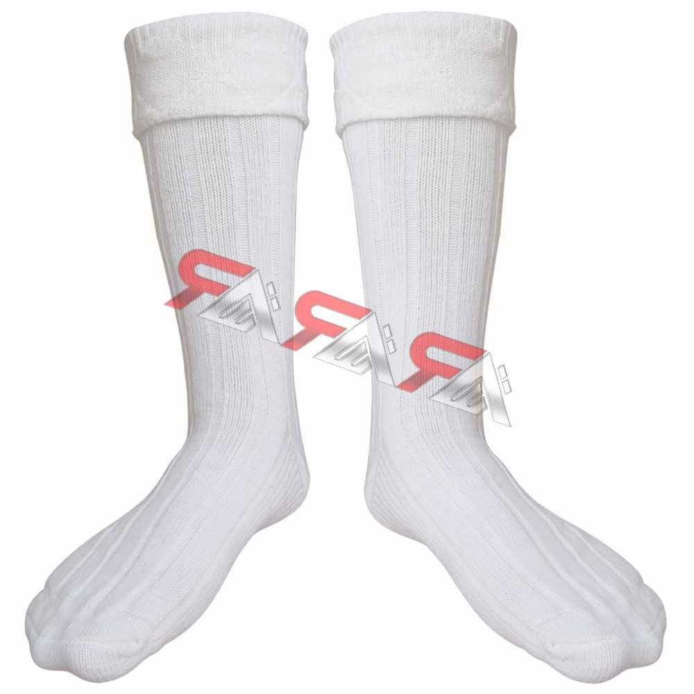 scottish irish kilt hose socks
