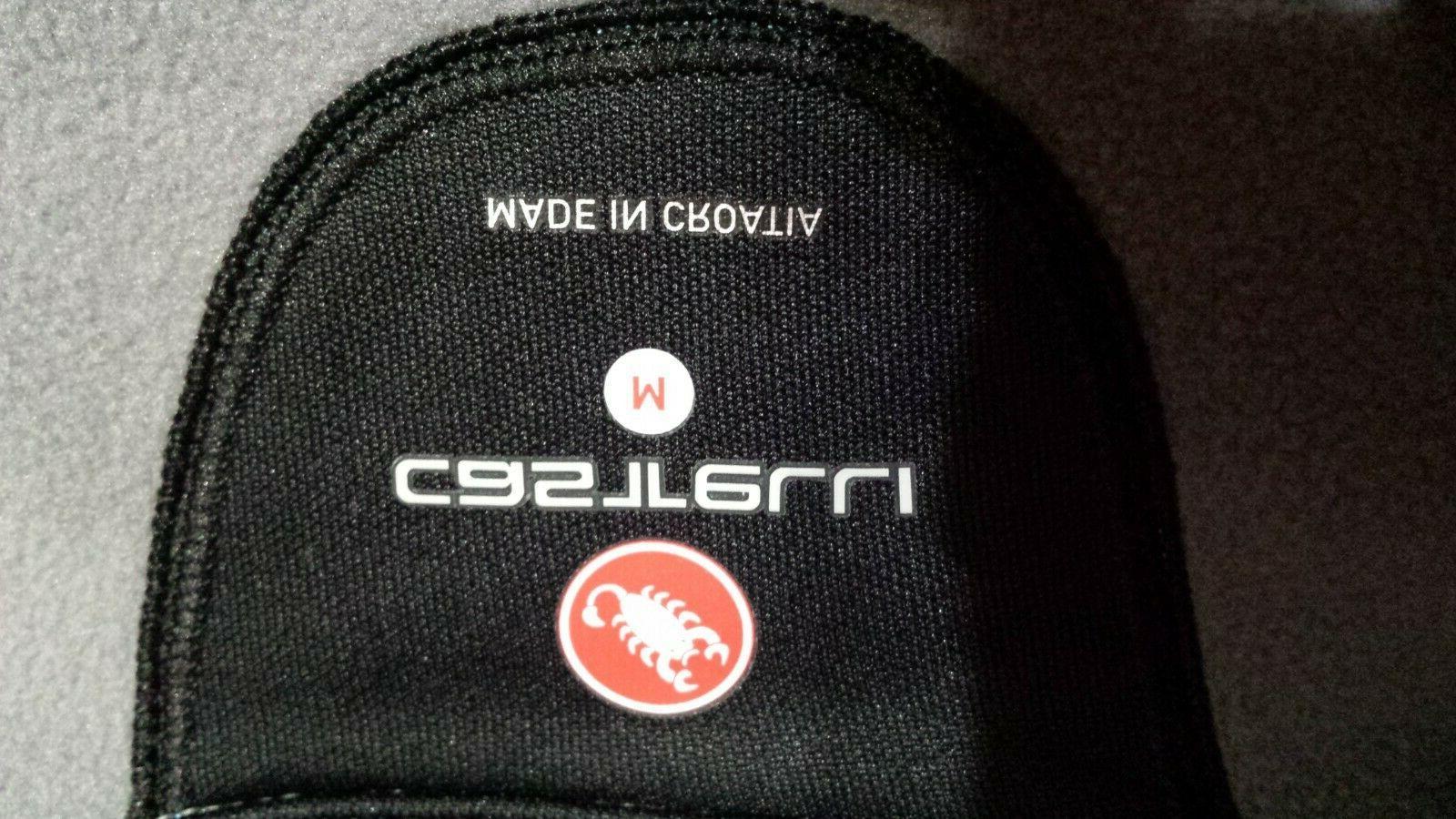 Castelli Senza 2 winter cycling biking jacket size mens