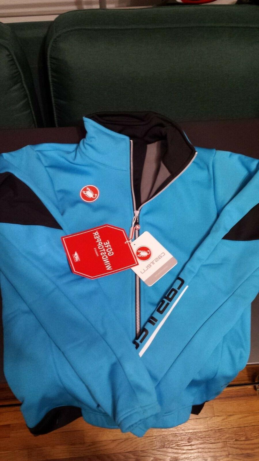 senza 2 winter cycling biking jacket size