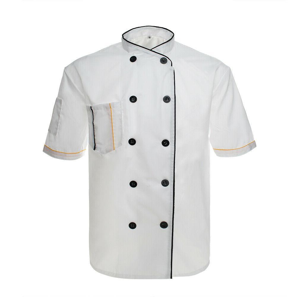 TopTie Coat Jacket Unisex Cooking