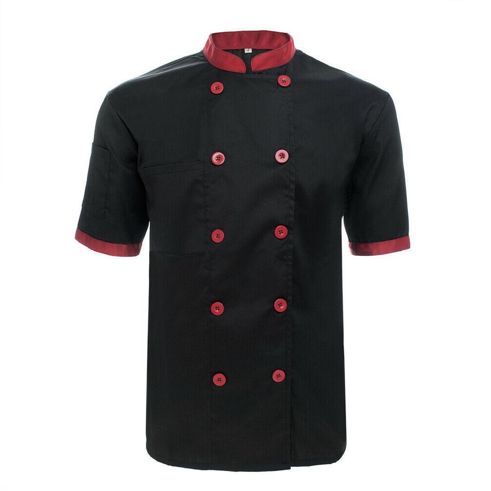 TopTie Chef Coat Jacket Cooking Class