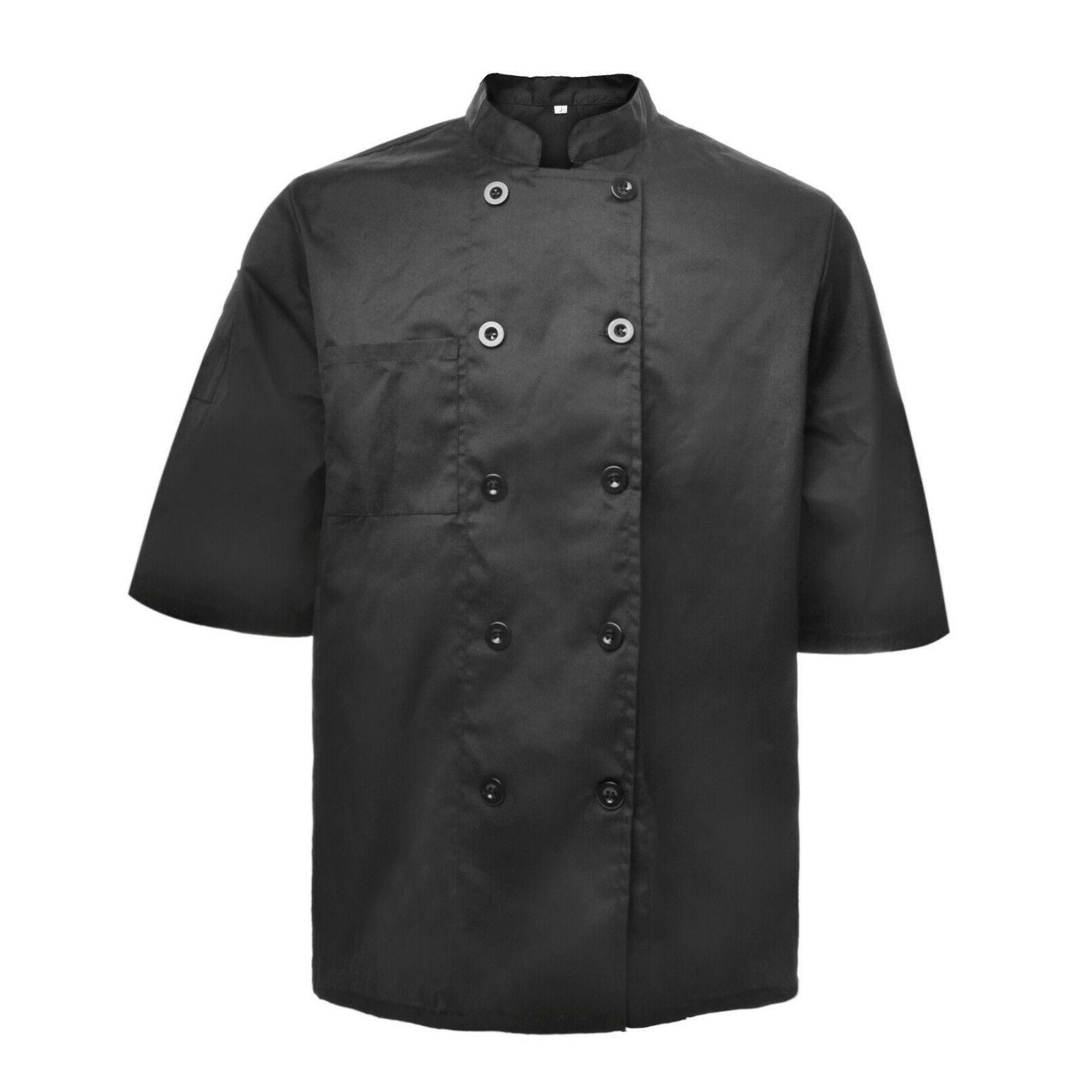TopTie Short Coat Jacket Cooking