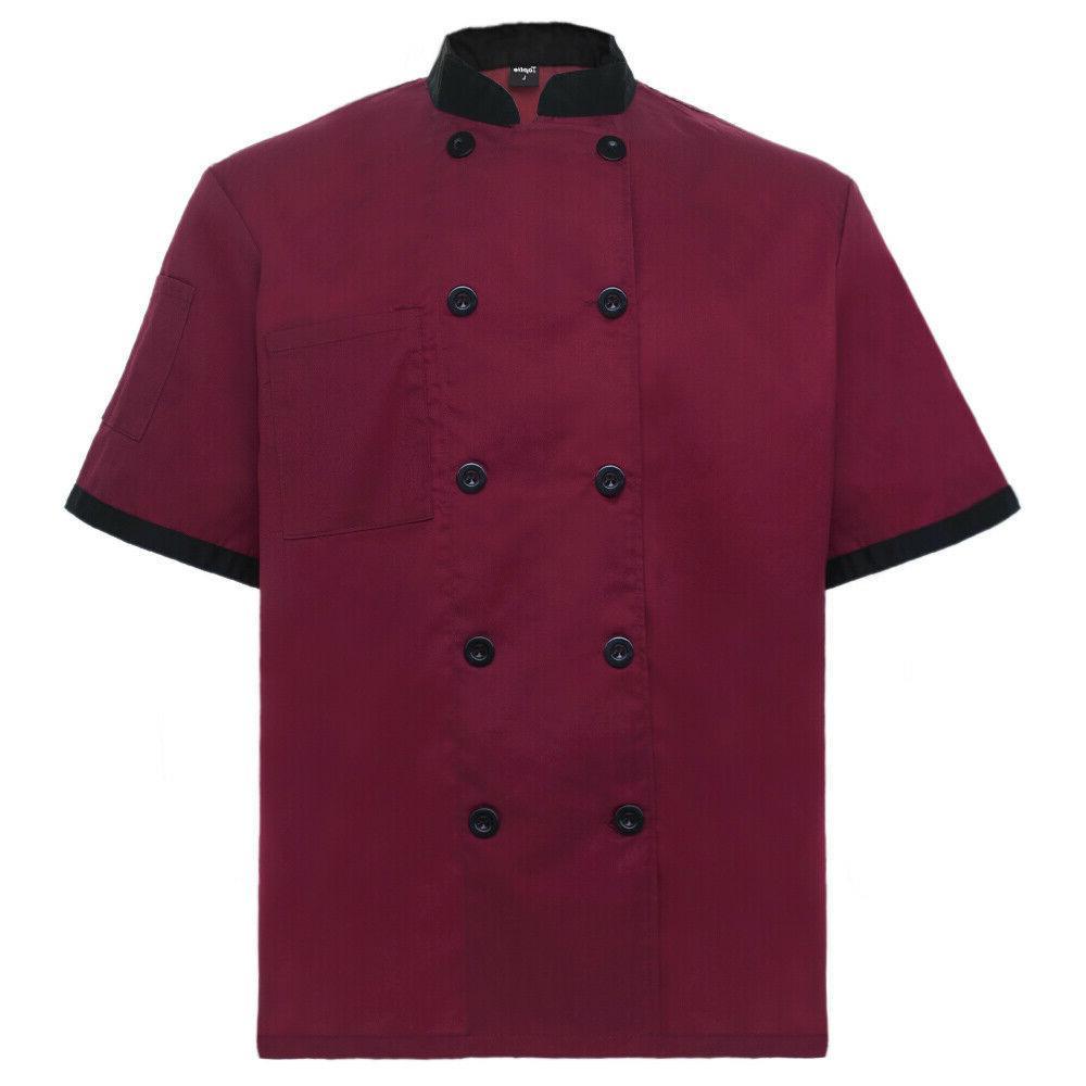 TopTie Coat Jacket Cooking