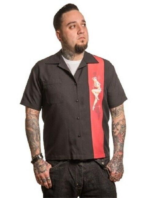 Steady Clothing Single Bowling Shirt ST35669