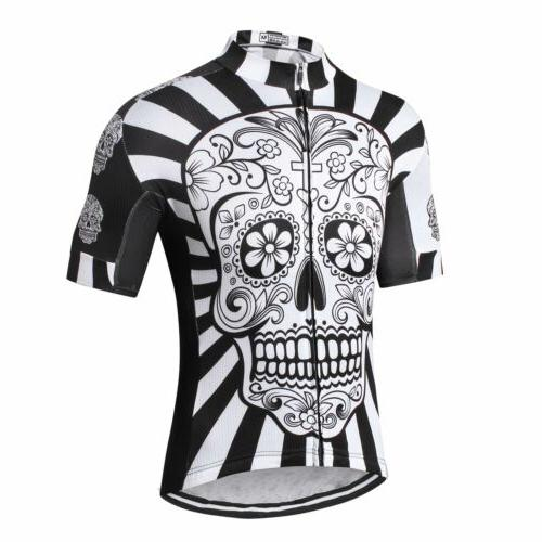 2019 Cycling Jersey Sleeve Tops