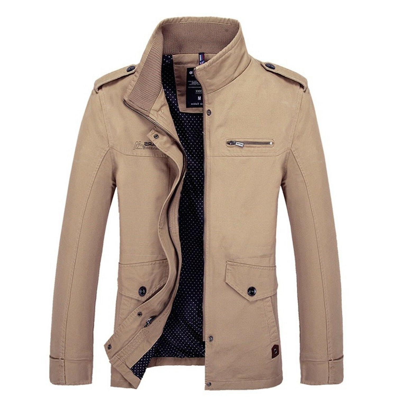 Slim Fit Jacket Coat Casual Clothing Clothes Fashion Coats