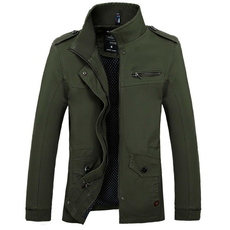 Slim Autumn Coat Clothing Clothes Suit Fashion Coats