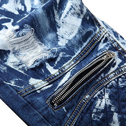 Just Slim Fit Zip Jeans