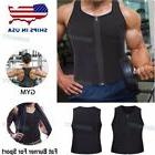 Slim Shaper Body Neoprene Fitness Clothing fr Men Sweat Wais