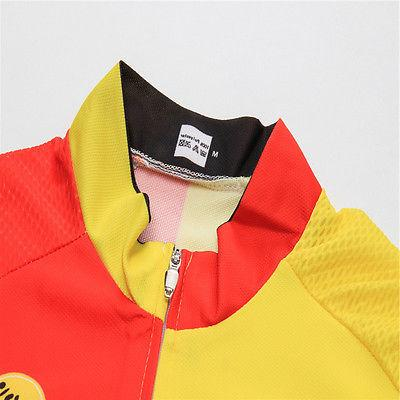 Smlie Cycling Breathable Bike Jersey Mountain