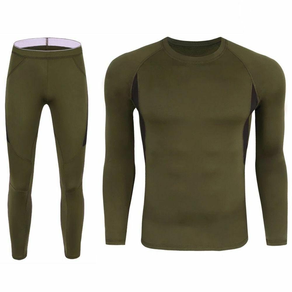 Sports Tactical Underwear Fleece Outdoor Men's