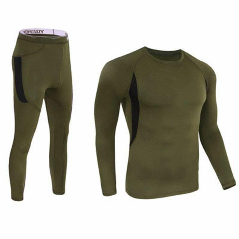 Sports Underwear Fleece Pullover Outdoor