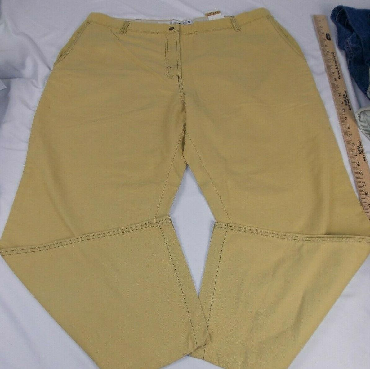 Columbia Sportswear Men's X Pants Outdoor Stonewashed