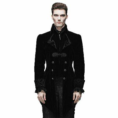 steampunk men s swallow tail coat gothic