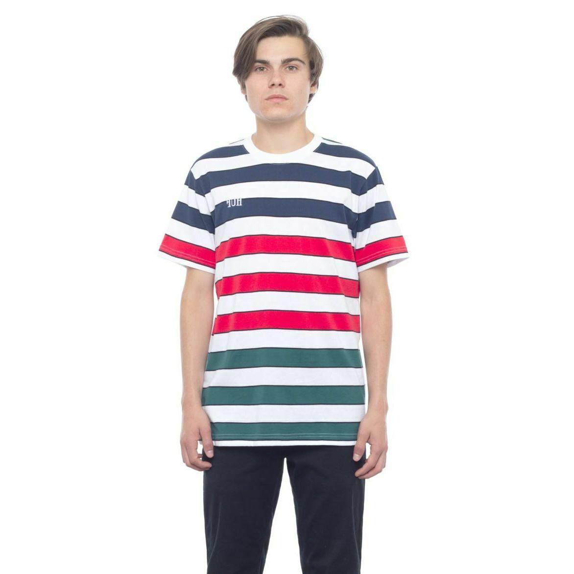 HUF Streetwear Mens Clothing KNIT TOP