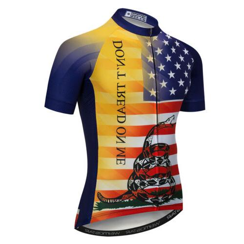 Weimostar Cycling Jersey Bicycle Short Bike Tops