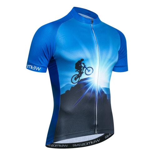 Weimostar Jersey Bicycle Short T-Shirt Bike