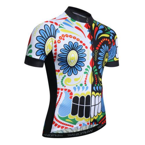 Weimostar Cycling Bike Clothing Tops