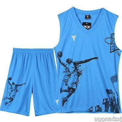Summer Outdoor Sports Men's Breathable Uniform Team