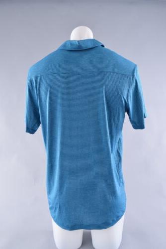 Club Ride Bike Jersey Men's Blue Shirt