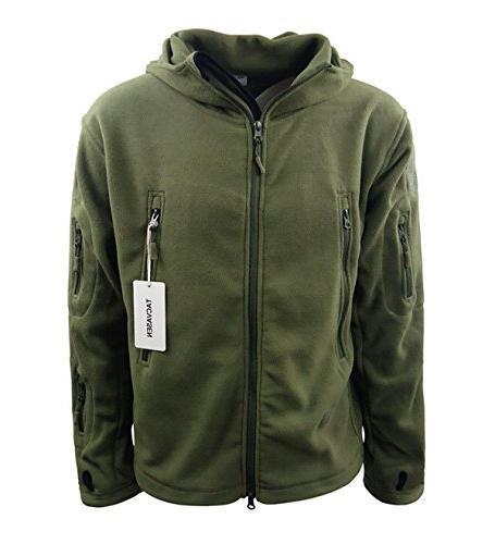 TACVASEN Men's Fleece Jacket